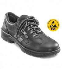 Sicherheitsschuh grau-schwarz S2