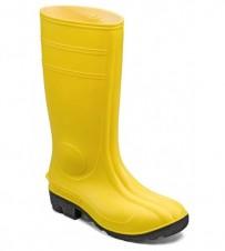 PVC-Sicherheitsstiefel gelb S5