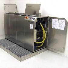 Lötrahmen- und Kondensatfallen-Reinigunsanlage GMS LR 1000