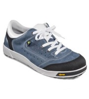 Ocuts indoor, safety shoe S1, blue